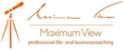 Maximum View Retina Logo